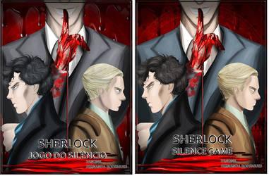 SHERLOCK JOGO DO SILENCIO- SILENCE GAME by Ferrlm