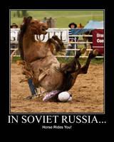 Soviet Russia... by BeanieToast