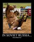 Soviet Russia...
