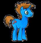 FluttershyElsas OC Pony
