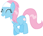 Happy Spa Ponies - Lotus