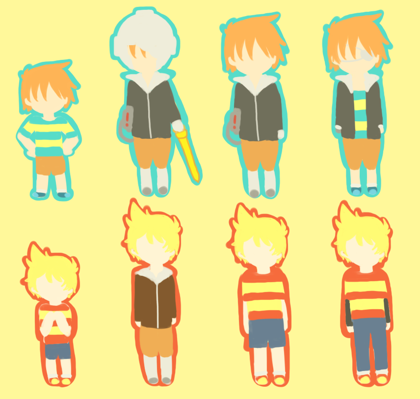 mother 3 wallpaper by starlightcandy on deviantart