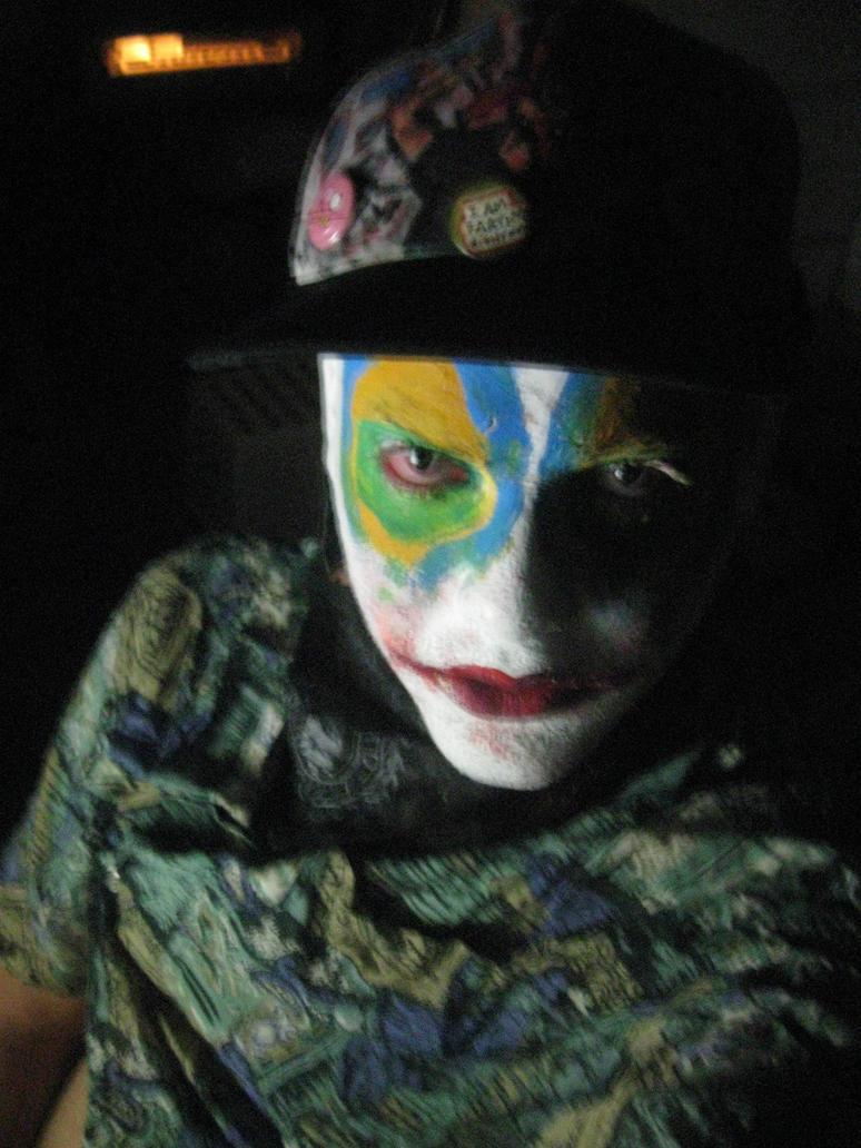 Throwback - Misrable Clown Revisit by Dannysucks