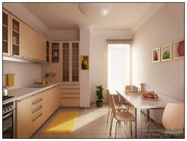 The Kitchen by accodeum