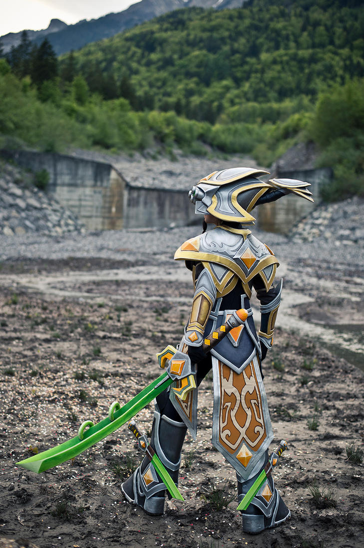 League of Legends - Master Yi by Minus10GradCelsius