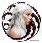 DaenerysTargaryenFanArtBY:@mariwoolridge97