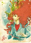 ponyo: fujimoto the sorcerer