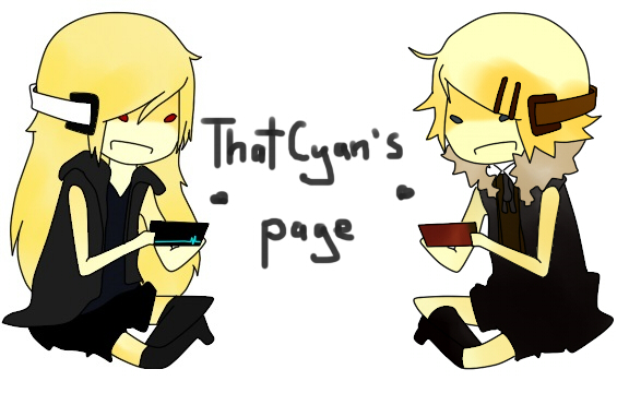 ThatCyan's Profile Picture