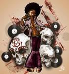 Funk Voodoo Girl