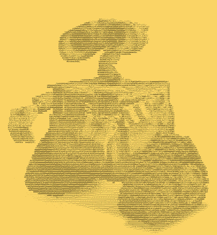 ASCII WALL-E by KDASthenerd on DeviantArt
