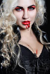 vampire portrait I