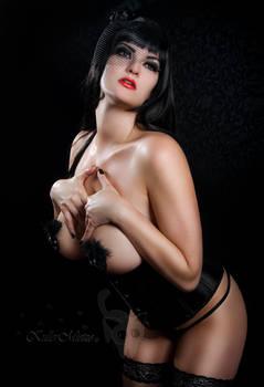 Black and SEXY Natasha