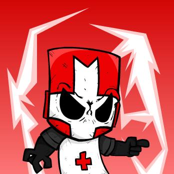 CC Red Knight by Aze-Blaze