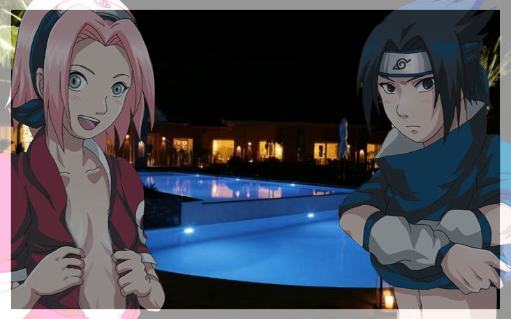 Sasusaku Romantic Night By Hinata Uzumaki On Deviantart