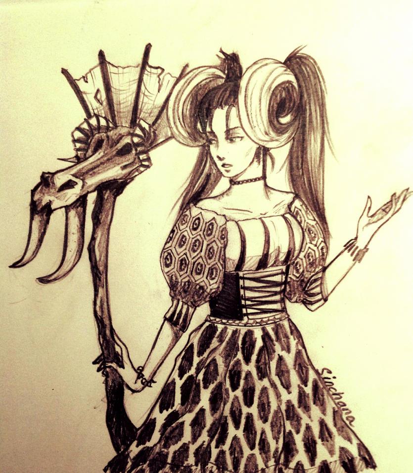 Frustra by Sinchana-Amasawa