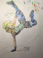 Overwatch: Lucio by cutecat54546