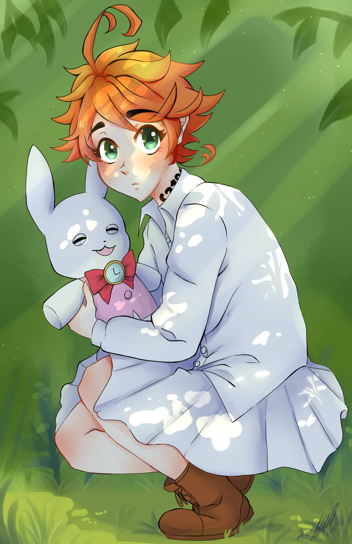 The Promised Neverland by cutecat54546