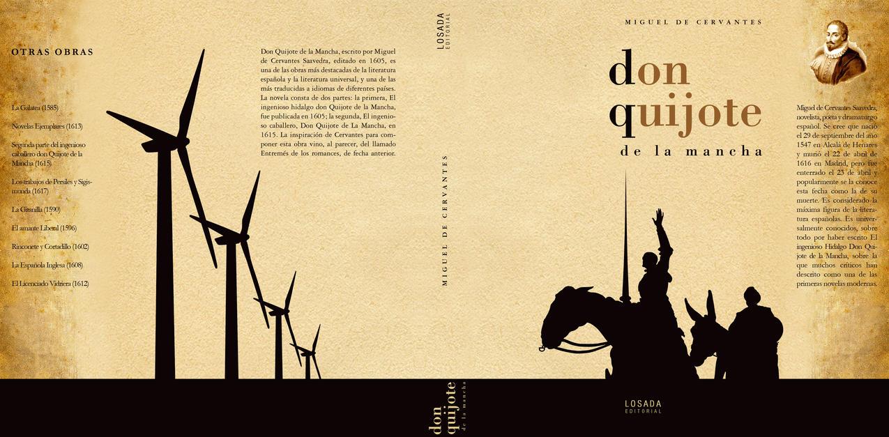 Miguel de Cervantes Analysis: Don Quixote de la Mancha - Essay