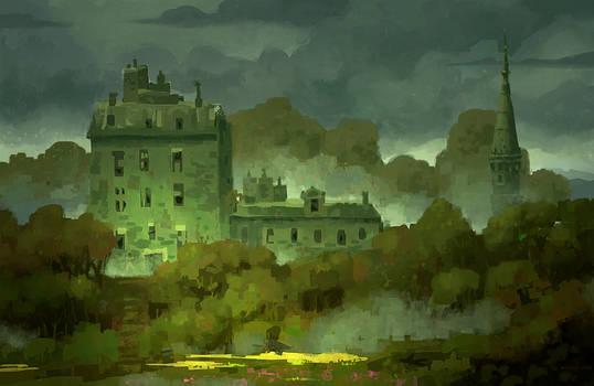 Hounted mansion