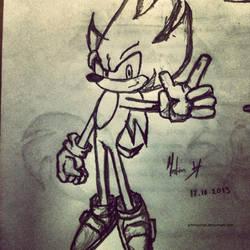 Super Sonic! by Artimanhas