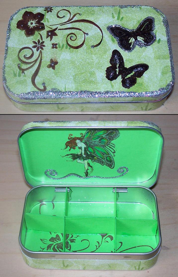 Butterfly box by elvaniel