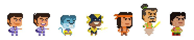 DC - Super Friends - Hanna Barbera Characters