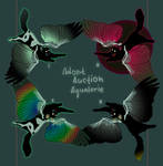 Feline ADOPT AUCTION [OPEN] by Aqualerie