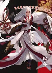 original character TSURUBAMI