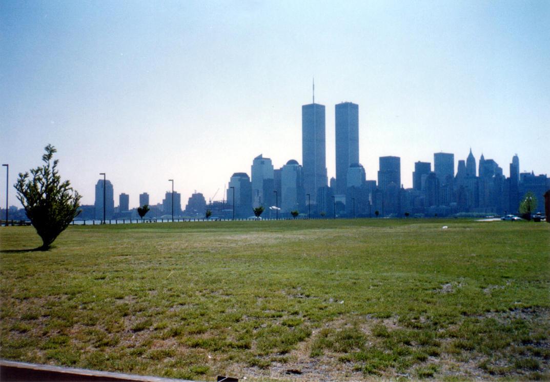 NYC WTC Skyline by ManixTT-stock