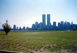 NYC WTC Skyline