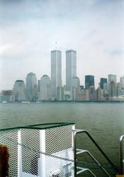 NYC WTC Cityscape