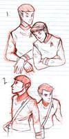 Star Trek doodles dump 2