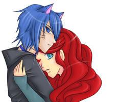 Jax and Grayson by KittyBlueEyes