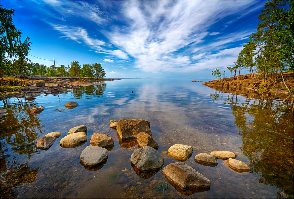 Valaam islands....  _25_ by my-shots