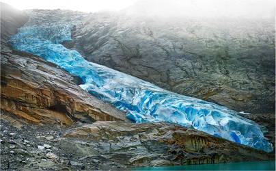 Briksdal Glacier... by my-shots