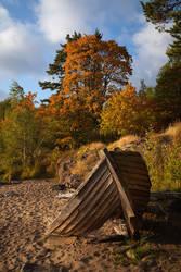 Autumn's breath. Valaam islands _2