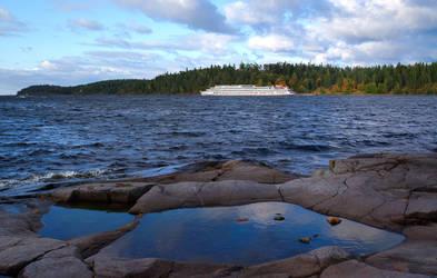Autumn's breath. Valaam islands _6