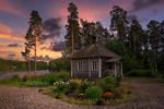 Small Chapel, Valaam Islands