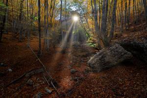 Autumn. The Grand Canyon of Crimea _20