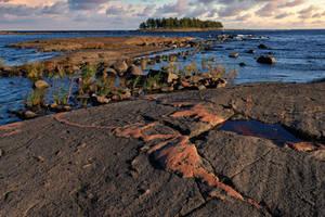 Evening, Valaam Islands _1