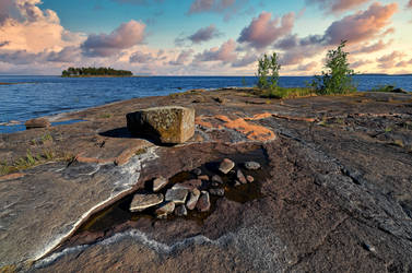 Evening, Valaam Islands _2