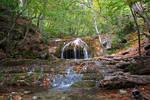 Waterfalls of Ulu-Uzen