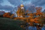 Autumn. Feodorovsky  Church.