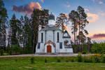 Smolensky Skete, Valaam Islands