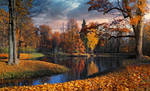 Autumn. Evening. by my-shots