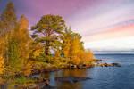 Autumn. Valaam Islands.