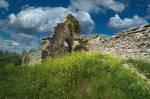 Mangup. Ruins of Theodora citadel (6th century)