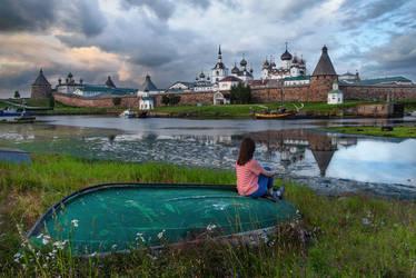 Solovetsky islands