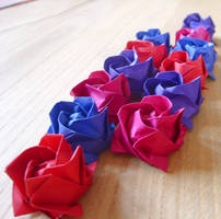 Kawasaki Roses by BrennendeBuecher