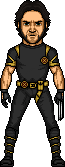 ULTIMATE WOLVERINE by sr-takito